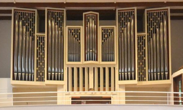 Foto: Beckerath-Orgel